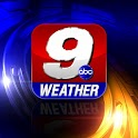 KTRE 9 StormTracker Weather logo