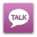카카오톡 핑크 테마 icon