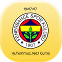 Fenerbahçe Digital Saat icon