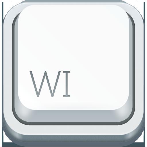 WhatsInput,WIFI 无线键盘 工具 App LOGO-硬是要APP