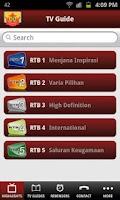 Screenshot of RTB TV Ku