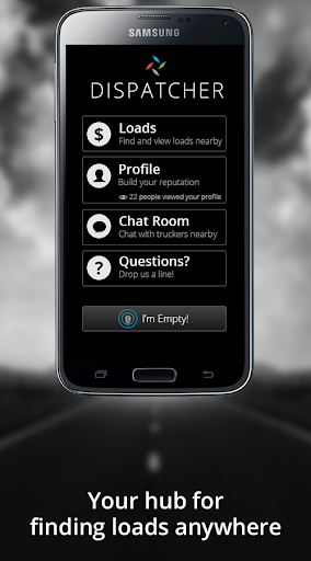 Dispatcher - The Trucker's App