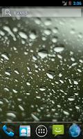 Screenshot of Rainy Day HD. Video Wallpaper.