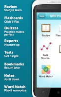 Screenshot of BenchPrep-GRE GMAT LSAT MCAT