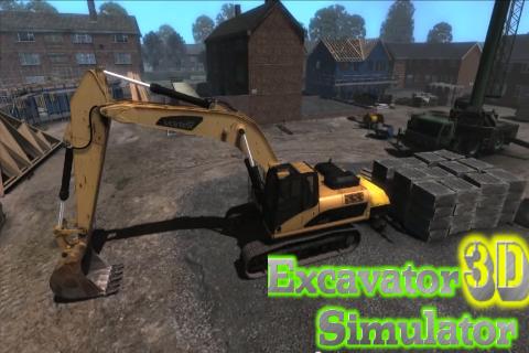 Excavator Simulator 3D