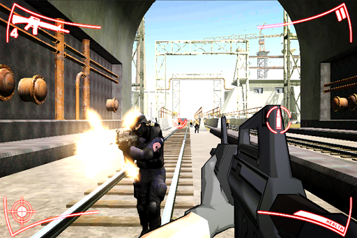 3D狙擊手射擊刺客