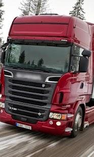 Top Wallpaper Scania Truck Screenshot Thumbnail
