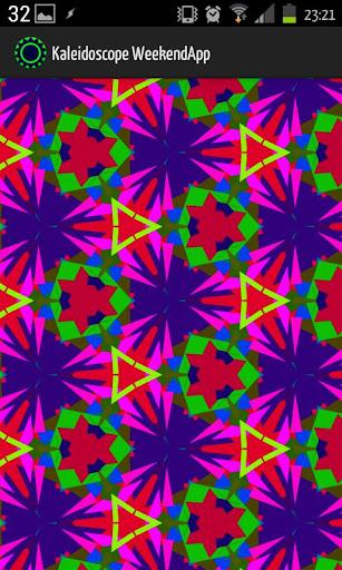 Kaleidoscope WeekendApp