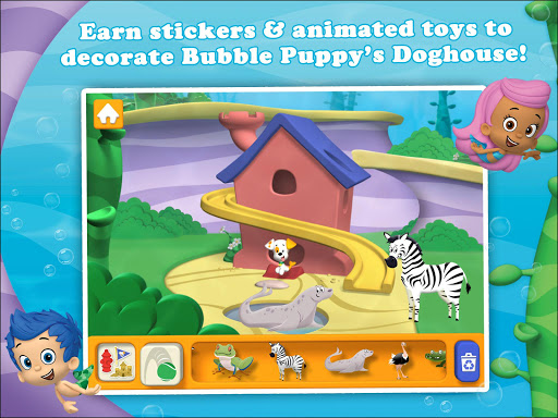【免費教育App】Bubble Guppies: Animals HD-APP點子
