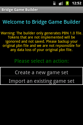 WeWeWeb Bridge (Free) - screenshot