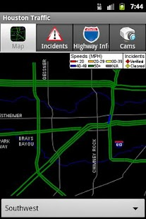 Houston Traffic- screenshot thumbnail
