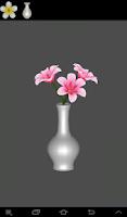 Screenshot of 3D Flower Shop (Free)