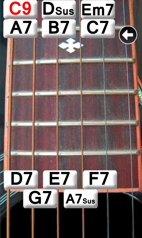 Acoustic Guitar - screenshot