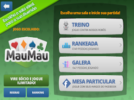 Screenshot of MegaJogos