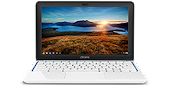 HP Chromebook 11 (White/Blue, Wi-Fi)