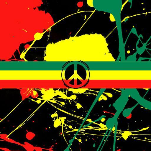 Rasta Reggae GO Keyboard