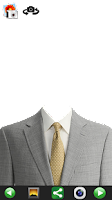 Screenshot of Suits Men Photo Effects