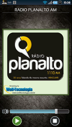 RADIO PLANALTO AM ARAGUARI MG