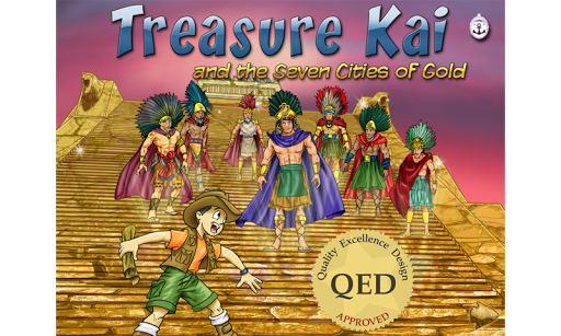 Treasure Kai 7 Cities of Gold