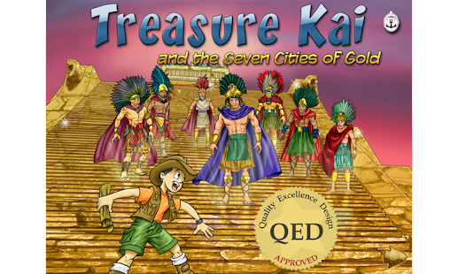 Treasure Kai 7 Cities of Gold- screenshot thumbnail