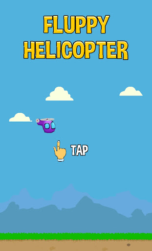 Fluppy Helicopter
