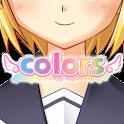 Gゲー版 colors 前編 logo
