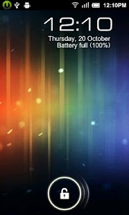 Android4 Pro- MagicLockerTheme - screenshot thumbnail