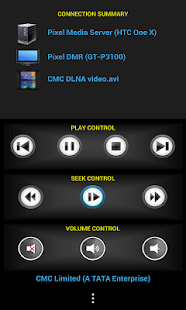 Pixel Media Controller - mDLNA- screenshot thumbnail