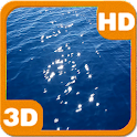 Floating Blue Sea Reflection icon