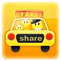 Taxi share – Chicago logo