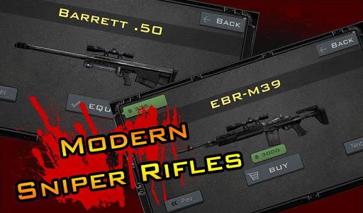 iSnipe : Zombies HD Beta