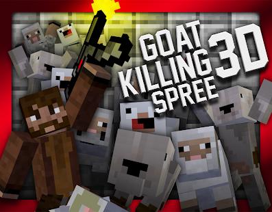 Goat Killing Spree 3D Pro