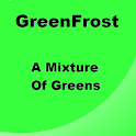 GreenFrost Theme for CM7 logo