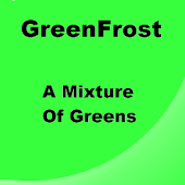 GreenFrost Theme for CM7