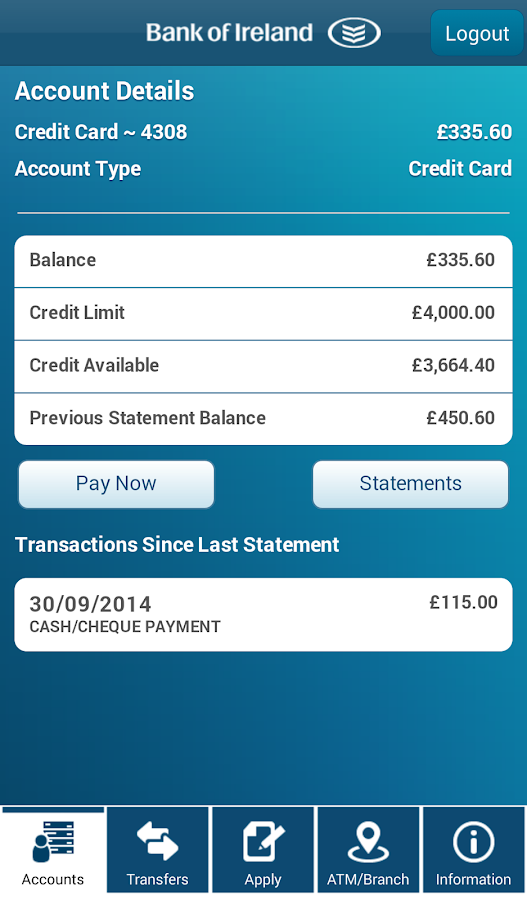 Bank Of Ireland Mobile Banking Android Apps On Google Play
