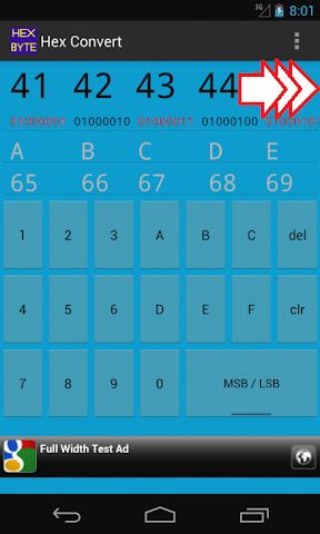 Screenshots for Hex Byte