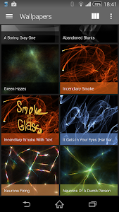 Smoke & Glass Icon Pack v17