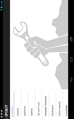iFixit: Repair Manual Screenshot