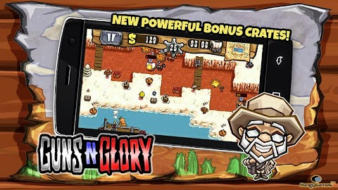 Guns'n'Glory Screenshot 4