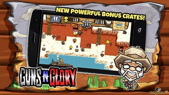 Guns'n'Glory- screenshot thumbnail
