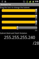 Screenshot of Subnet Helper