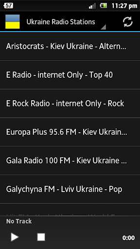 Kiev Radio Stations