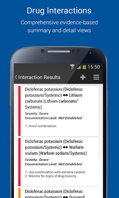 MIMS For Android - screenshot