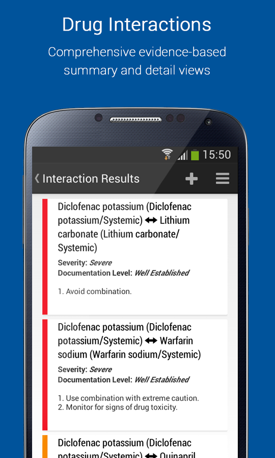 MIMS For Android- screenshot