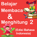 Learn ABC & 123 in Indonesian icon