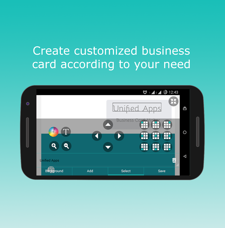 Business card maker android apps on google play business card maker screenshot magicingreecefo Gallery