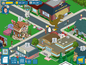 Family Guy The Quest for Stuff Screenshot 12