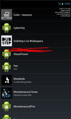 DubStep 3D Live Wallpapers on Google Play Reviews | Stats