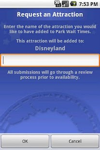 Ride Hopper Park Wait Times- screenshot thumbnail
