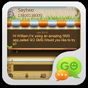 GO SMS Pro Garden Free Theme icon